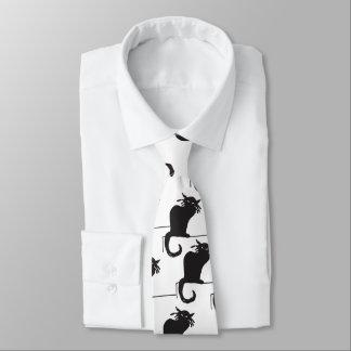Gatos dos gatos gravata