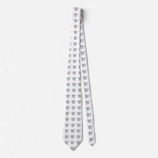 Gatos minúsculos gravata