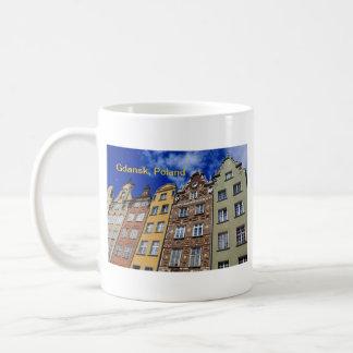 Gdansk pitoresco, Polônia Caneca De Café