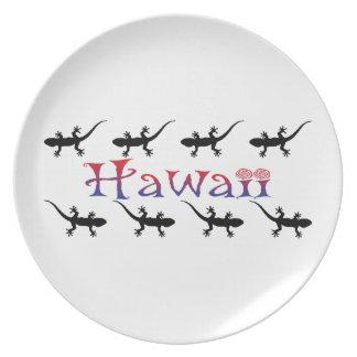 gecos do hawai prato