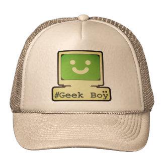 geek boy boné