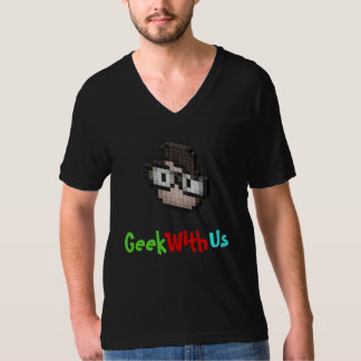 Geek connosco tshirts