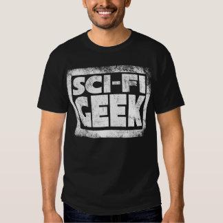 GEEK da FICÇÃO CIENTÍFICA (afligido) por JFStan Camisetas