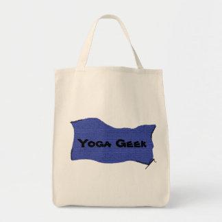 Geek da ioga - o bolsa orgânico da ioga