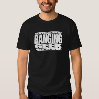 GEEK de GOLPE - eu sou um selvagem Scientifically T-shirt