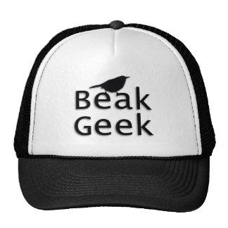 Geek do bico-- Carriça Boné