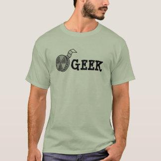 Geek do filme camiseta
