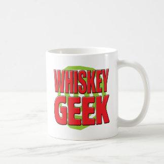 Geek do uísque caneca