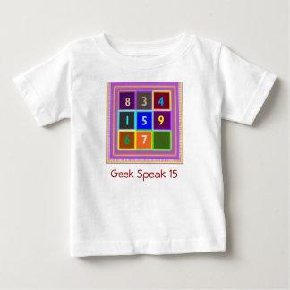 GEEK: Jogos de questionário para miúdos Tshirts