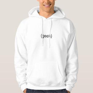Geek Moleton Com Capuz