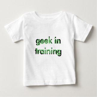 geek na camisa trianing da criança T Tshirts