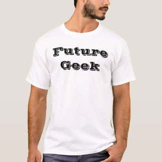Geek no treinamento t-shirt