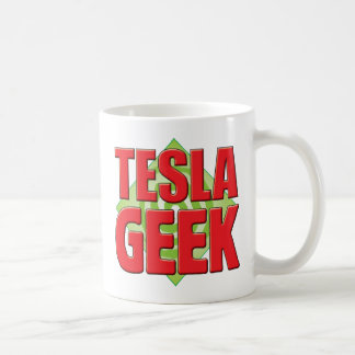 Geek v2 de Tesla Caneca