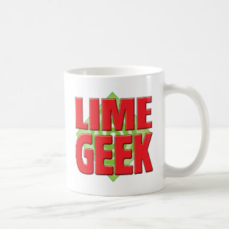 Geek v2 do limão canecas