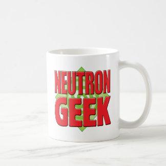 Geek v2 do nêutron caneca