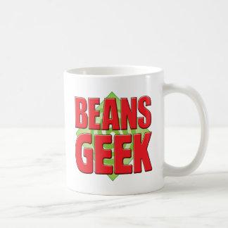 Geek v2 dos feijões caneca