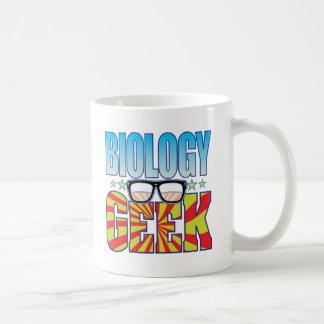 Geek v4 da biologia caneca