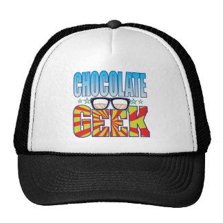 Geek v4 do chocolate boné