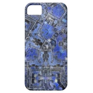 Gelo azul iPhone 5 capas