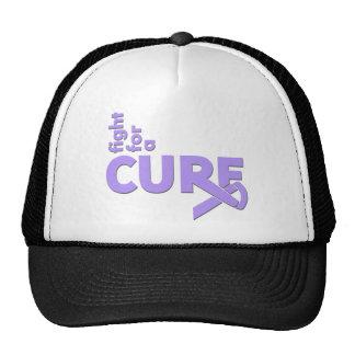 General Cancer Luta Para Um Cure.png Bonés