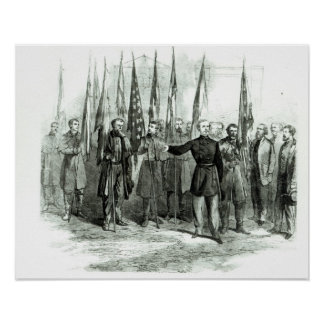 General Custer Pôster