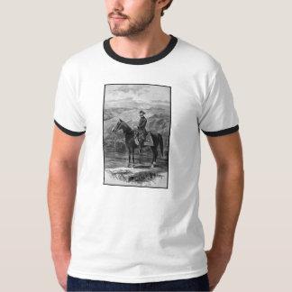 General Sherman a cavalo Tshirts