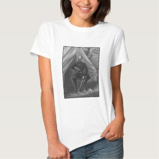 General Sherman Pintura Tshirts