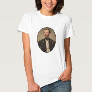 General William Sherman Pintura Tshirts