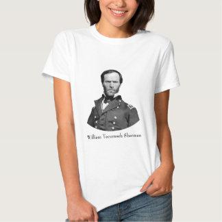 General William Tecumseh Sherman T-shirts