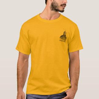 Genghis Khan/camisa dos Mongols Camisetas