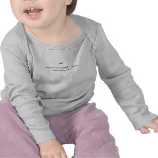 Gênio do bebê camiseta