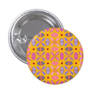 [GEO-OR-1] Padrões geométricos bonitos na laranja Bóton Redondo 2.54cm