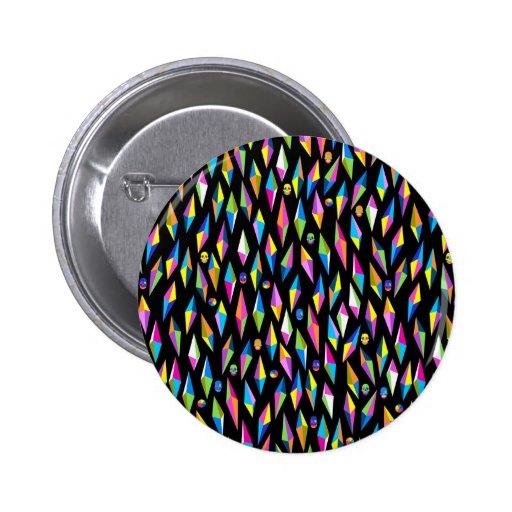 geometricas dos formas do abestrato botons