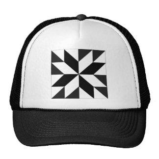 geométricos dos blocos boné