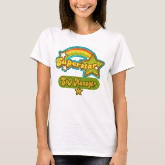 Gerente da estrela mundial SEO Tshirt