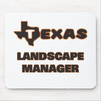 Gerente da paisagem de Texas Mouse Pad