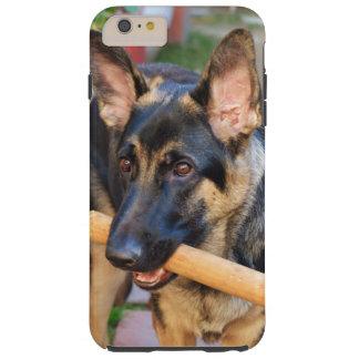 German shepherd por Shirley Taylor Capas iPhone 6 Plus Tough