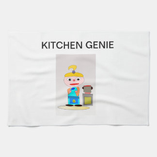 Geschirtuch KITCHEN GÉNIO (dish cloth) Toalhas De Mão