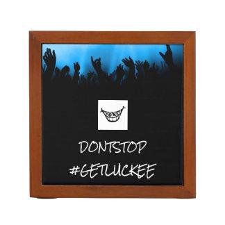 #GETLUCKEE de DONTSTOP