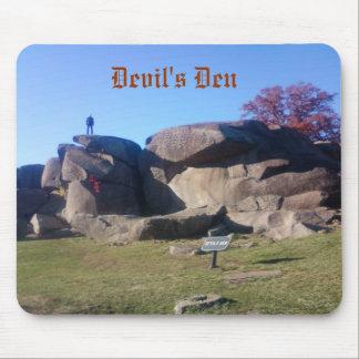 Gettysburg - o antro do diabo - Mousepad