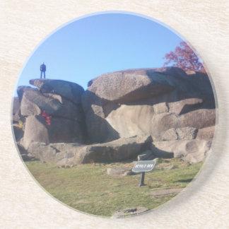 Gettysburg - o antro do diabo - porta copos