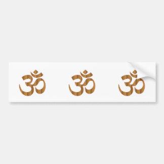 GIF da hinduísmo do canto da meditação da ioga de Adesivo Para Carro