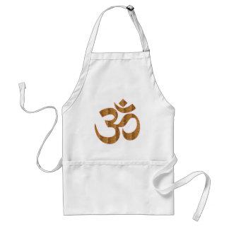 GIF da hinduísmo do canto da meditação da ioga de Avental