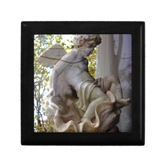 Giftbox de Fenetre do La de Monet Ange Dans Estojo Para Jóia