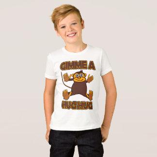 Gimme o jérsei de um miúdo do abraço do abraço camiseta