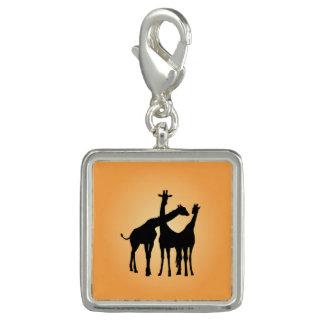 Girafa Flirty Pingentes Com Fotos