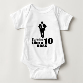 Girando 10 como um chefe tshirt