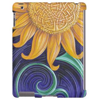 girassol celta capa para iPad