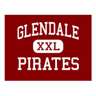Glendale - piratas - segundo grau - Glendale Cartão Postal