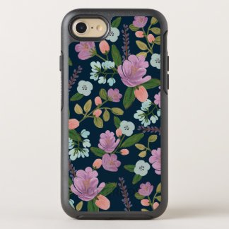 Glolightly floral capa para iPhone 7 OtterBox symmetry